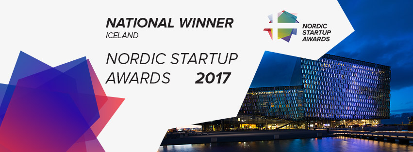 Nordic Startup Awards - National winner